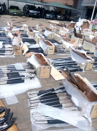 4 AK-47 rifles missing, as pirates ambush police escorts, abduct 2 in Rivers