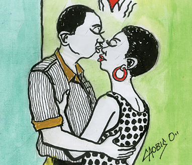 Kissing: the first step in sexual communication