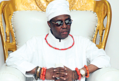 Leave me out of any leadership tussle in TROMPCOM, Oba of Benin tells monarchs