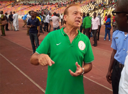Rohr: My 'Big boys' did it
