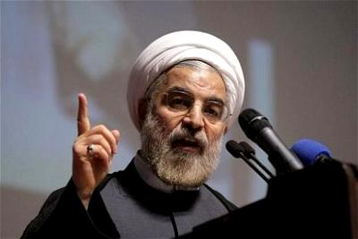 Rouhani slams U.S., Saudi for accusing Iran over attack on Aramco oil facility