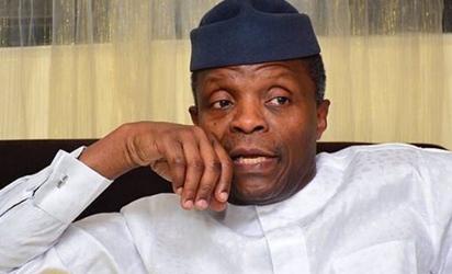 Like Obasanjo, I consulted Adeboye before becoming VP — Osinbajo