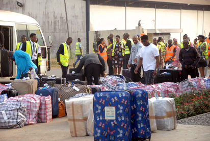 Casualisation : Security operatives abort picketing of airlines at Lagos airport