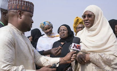 Northern agenda: Wives of 19 northern governors vow to compliment FG's efforts