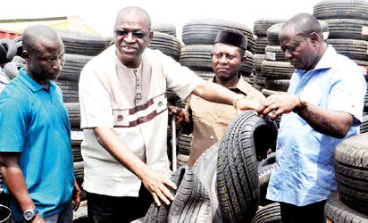 SON raises alarm over false declaration of imports