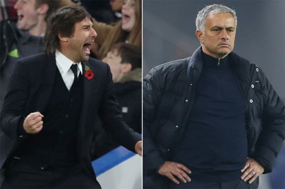 Conte hits back at Mourinho over injury jibe