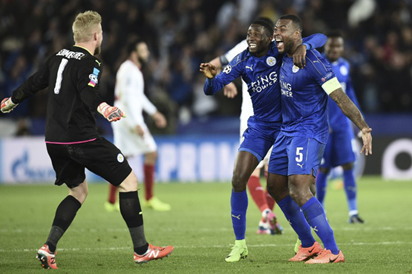 Arsenal legend rates Ndidi high as Stoke, Leicester share honours