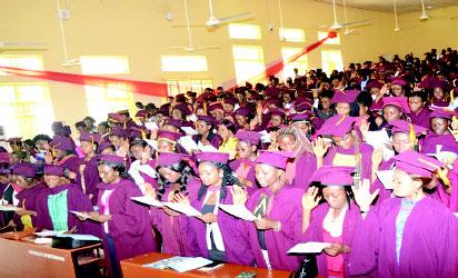 65% of Nigerian graduates lack appropriate mindset to face challenges – don
