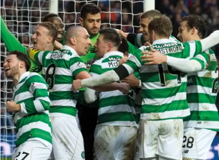 Celtic not making up the numbers in the Champions League — Chris Davies