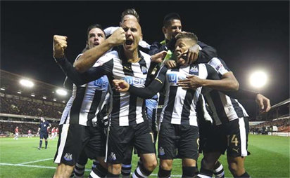 Newcastle takeover bid collapses – reports
