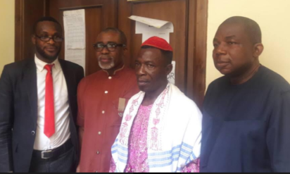 Biafra: Court orders Abaribe, Jewish Priest to produce Kanu or face jail