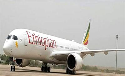 Ethiopian Airlines last evacuation flight departs Lagos Friday