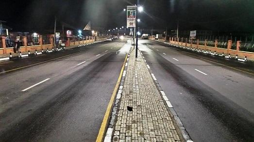 LASG electrifies dark spots, streets to boost night economy
