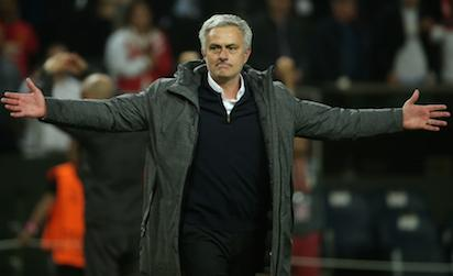Mourinho's men win sixth match