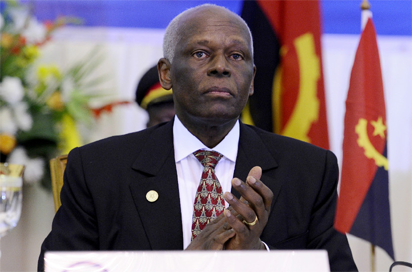 Angolans vote as Dos Santos ends 38-year rule