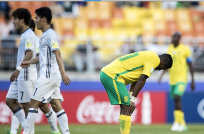 Senegal deal Bafana Bafana World Cup dream a blow