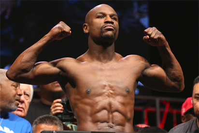 Mayweather: I must knock out McGregor