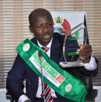Alleged graft: Magu should be jailed for illegal arrest of Ekiti officials- Ekiti Assembly