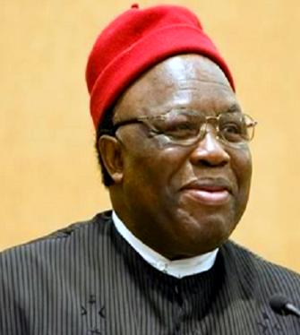Obiozor fetes E K Clark at 94