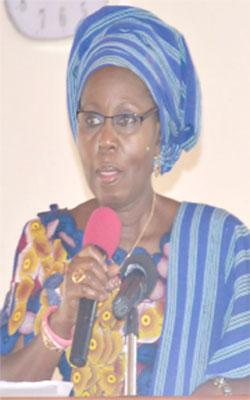 Betty Akeredolu takes fight against cancer to Lagos