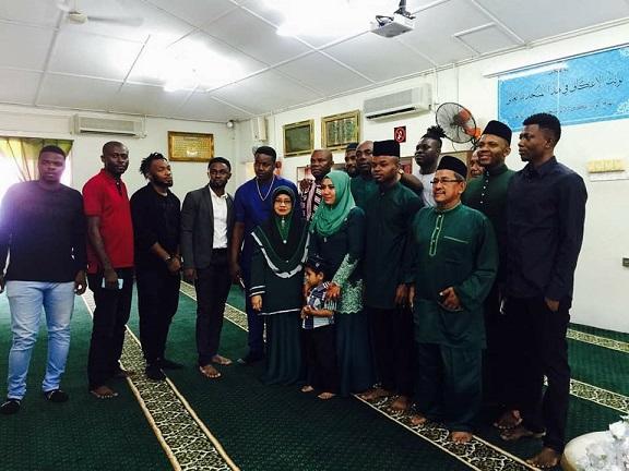 Igbo muslim wedding