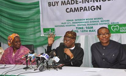 Nigeria lacks sales people to sell made-in-Nigeria products – 1