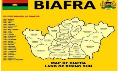 SSouth not part of Biafra NDelta youths insist  Vanguard News