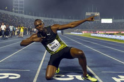 Five memorable races featuring Usain Bolt