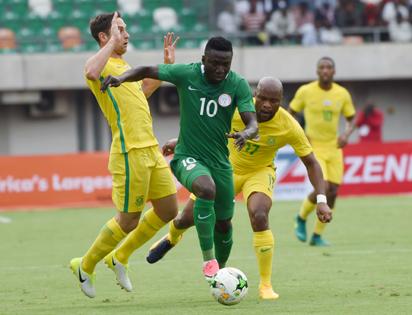 WAFU Cup Final: Eagles, Black Stars set Cape Coast alight