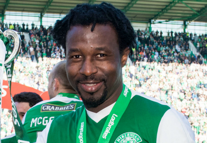Hibs decision my all time best—Efe Ambrose