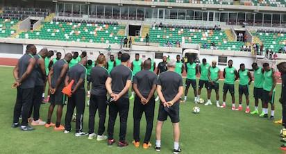 Nigeria vs Cameroon: Udofia boosts Eagles' spirit with $20,000 for each goal