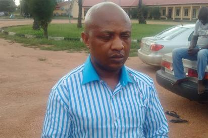 Evans fights back from prison, prevents Police from impounding his trucks