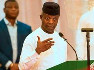 Osinbajo receives Nigerian doctor that led successful operation of foetus in US