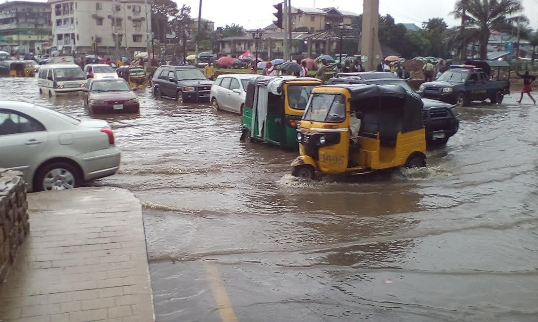 2 students found floating on water in Alagbado, Lagos, after heavy rain