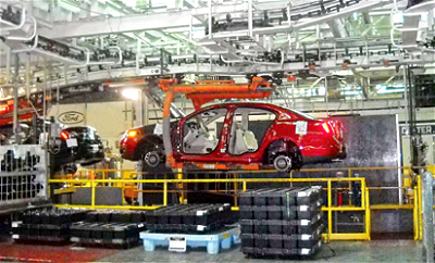 'How auto sector can salvage the economy'