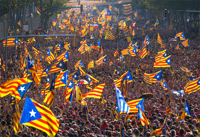 Madrid vows to stop Catalan independence declaration