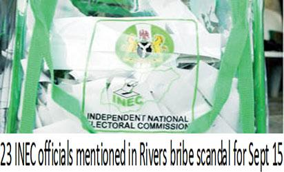 INEC fixes Osun Guber for September 22, 2018