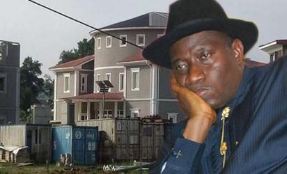 What policemen stole from my Abuja house- Jonathan
