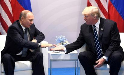 Battle of might: Trump signs sanction law, Russia retaliates with U.S compound seizure