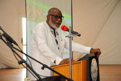 INSECURITY: Akeredolu summons security chiefs, monarchs, others