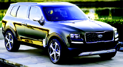 2018 kia telluride. Simple Telluride Kia Received A 2017 International Design Excellence Awards IDEA Bronze  Medal In The U0027Transportationu0027 Category For Concept Car Which Was Unveiled Last  Throughout 2018 Kia Telluride