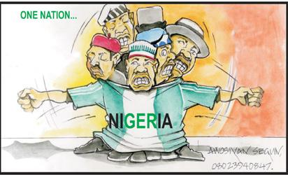 Good governance, re-balancing of federation essential for peace – Professors