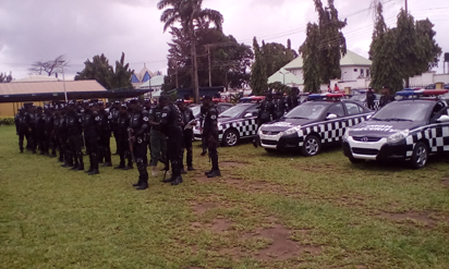 Police, others collaborate to rescue abducted Enugu professor, driver