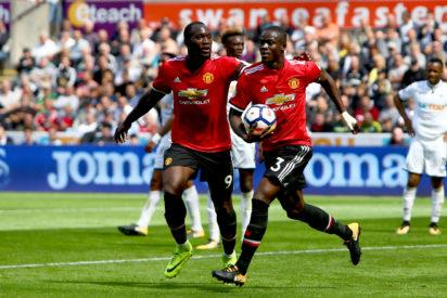 Two-out-of-two for Mourinho's United in 4-0 Swansea win