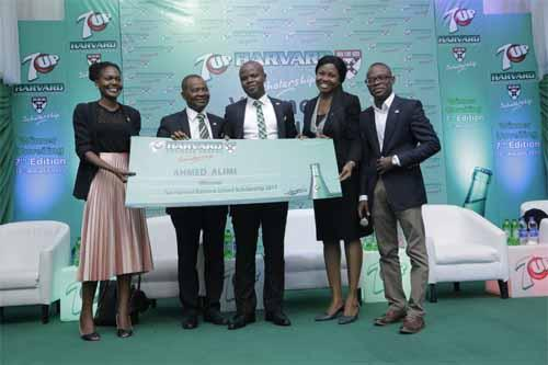 Ahmed Alimi Wins 7Up Harvard Business School Scholarship