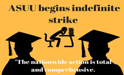 ASUU to Lawmaker: Strike has no political undertone