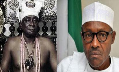 Repair damage you caused in Police, Oba of Lagos Akiolu tells Buhari