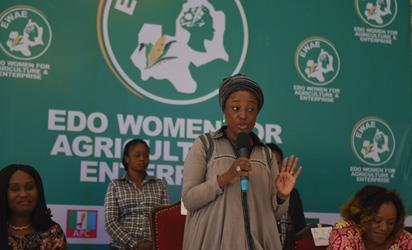 2,000 Edo women to get interest-free loans for business