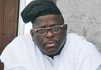 Expedite action on Daniel's trial, Kashamu tells EFCC
