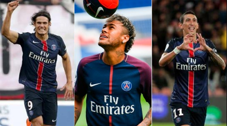 Neymar, Di Maria and Cavani combination will cause lots of trouble, says ex-PSG man Alex